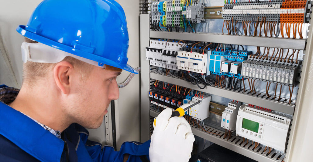 Elektriker (m/w) - Industriemontagen van der Heusen GmbH & Co. KG